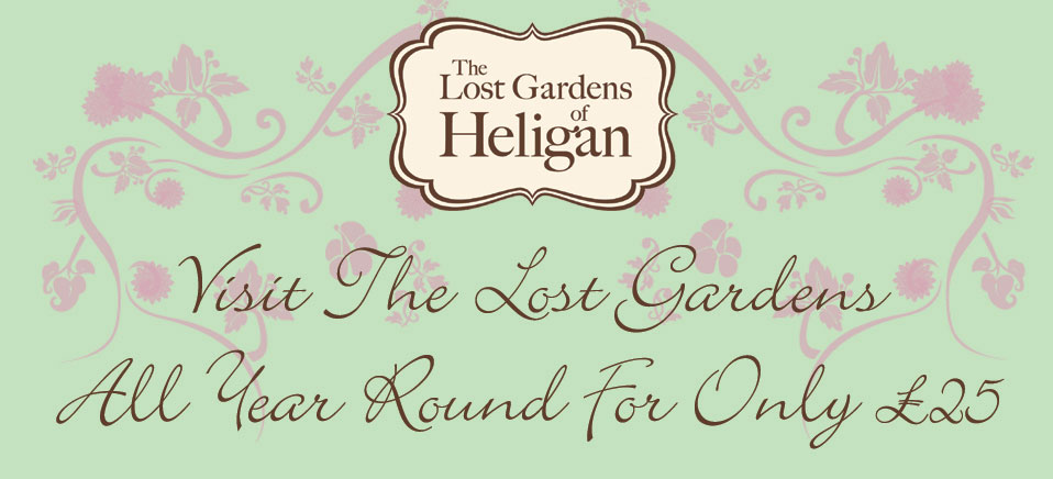 Friends of Heligan -
